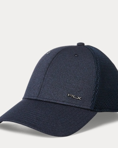 Flex-Fit Mesh Performance Cap