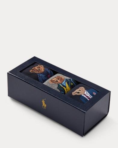 Polo Bear Sock Gift Box