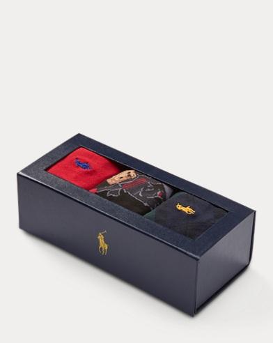 Bear Sock Gift Box