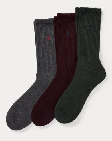 Crew Sock 3-Pack