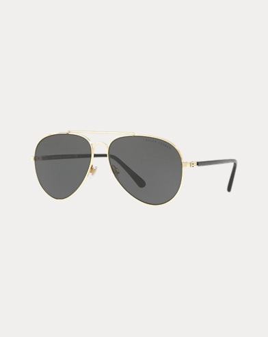Tinted Pilot Sunglasses