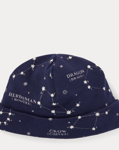 Constellation Cotton Hat