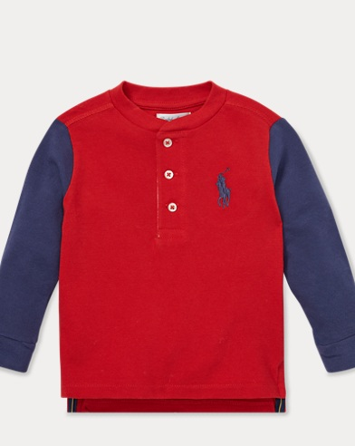 chest logo T-shirt - Red Polo Ralph Lauren