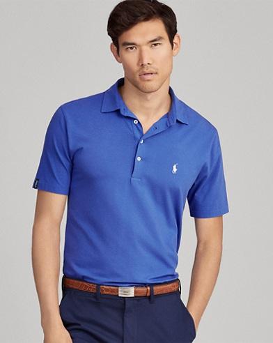 Custom Slim Fit Polo Shirt