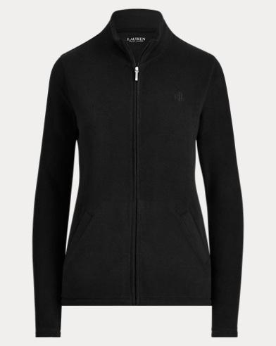 Fleece Lounge Jacket