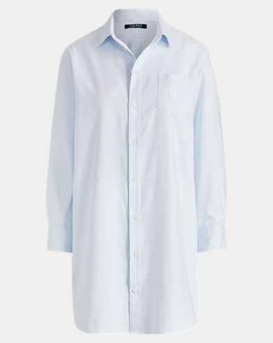 Cotton Sleep Shirt