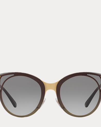 Square-Bridge Sunglasses