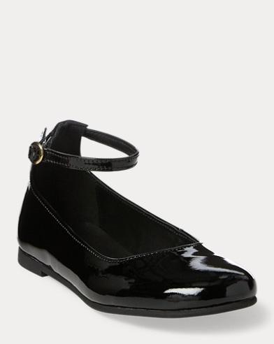 Alyssa II Leather Ballet Flat