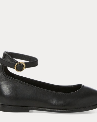 Alyssa II Leather Ballet Flat