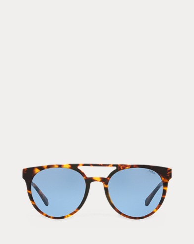 Tortoise-Bridge Sunglasses