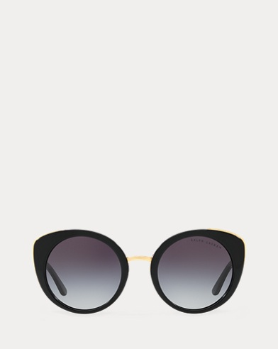 Rounded Tinted Sunglasses