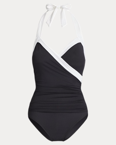 Slimming Halter Swimsuit