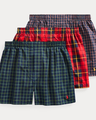 Classic Fit Boxer 3-Pack