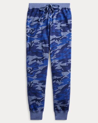 Camo Cotton Pajama Pant