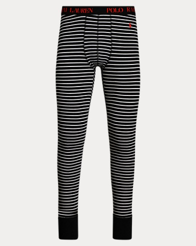 Cotton-Blend Long Johns
