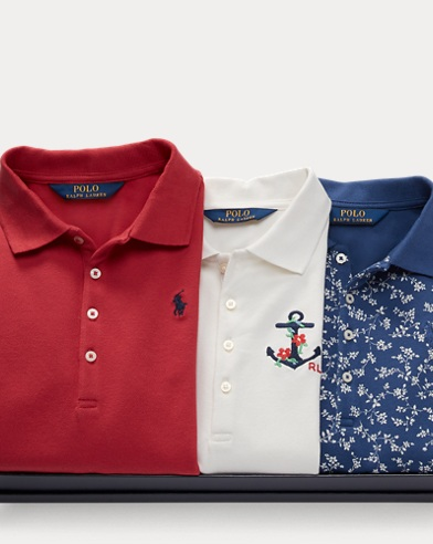 Polo Shirt 3-Piece Gift Set
