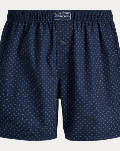 Hexagon Cotton Boxer