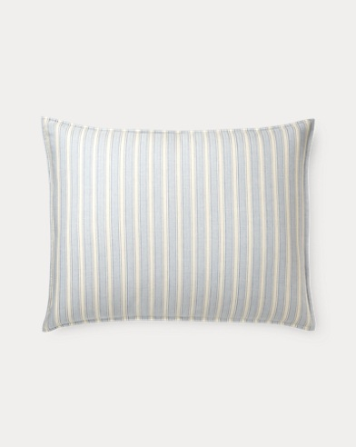 Graydon Striped Sham