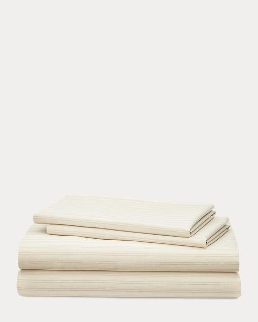 Graydon Striped Sheet Set