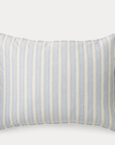 Graydon Striped Throw Pillow