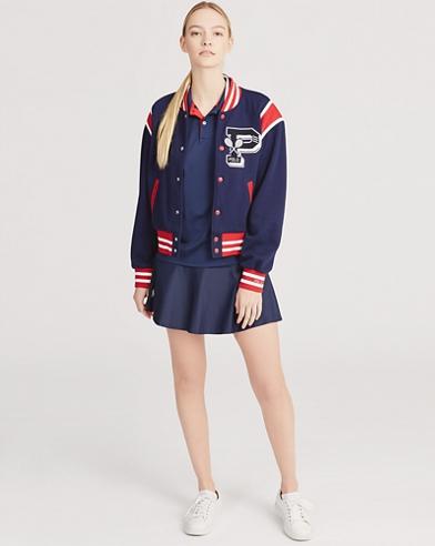 US Open Ball Girl Jacket