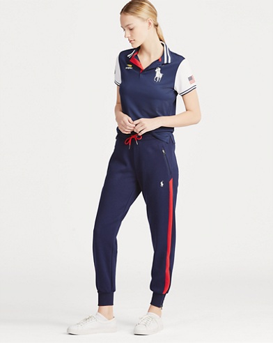 US Open Ball Girl Jogger