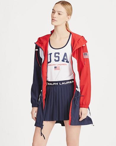 US Open Anorak Jacket