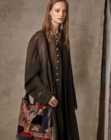 Georgeann Wool-Blend Coat
