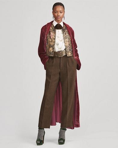 Bernette Wool Pant