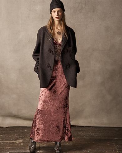 Annetta Velvet Dress