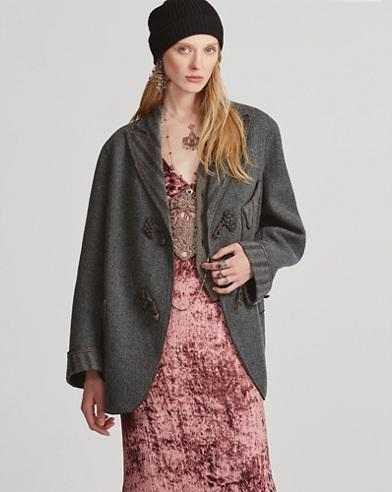 Arla Wool-Blend Jacket