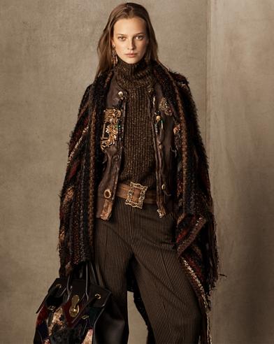 Hamlin Leather Vest