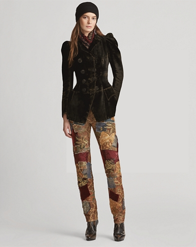 Kinsley Patchwork Jean