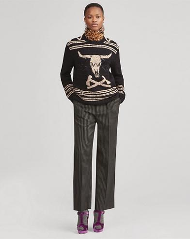 Camile Wool Pant