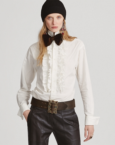 Adelaide Cotton Shirt