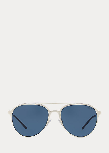 Polo RalphLauren Metal Pilot Sunglasses