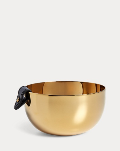 Wyatt Golden Nut Bowl