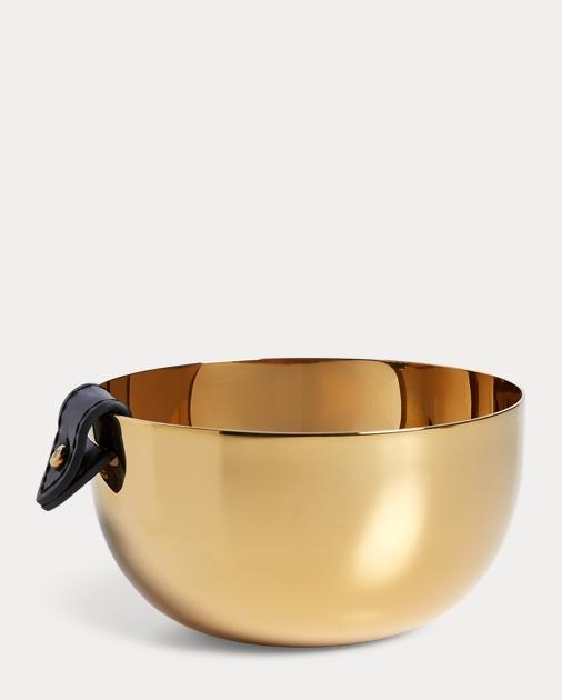 Wyatt Golden Nut Bowl