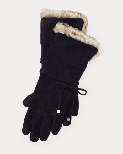 Suede Tech Gloves