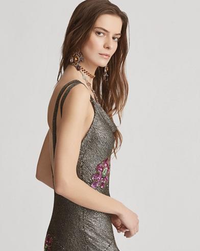 Harper Beaded Dress