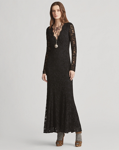 Estella Lace Dress