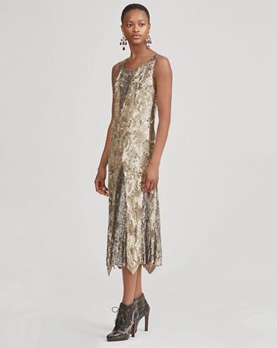 Camile Beaded Dress