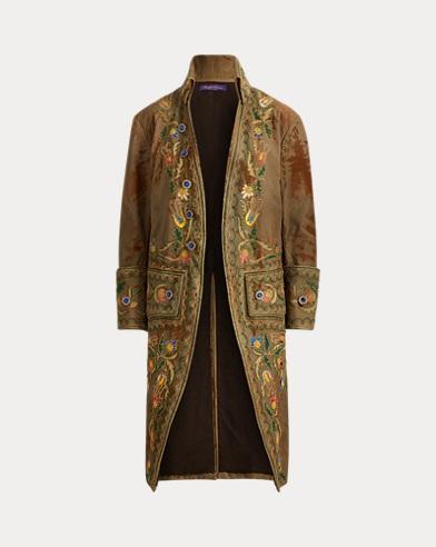 Austine Embroidered Coat