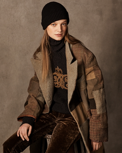 Sydney Patchwork Coat