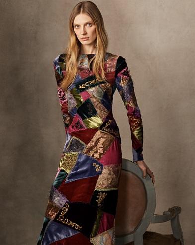 Hamlin Patchwork Dress