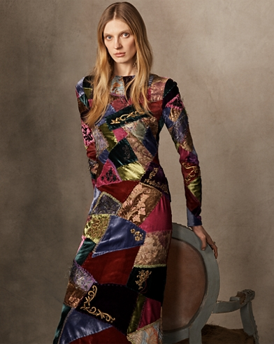 Hamlin Patchwork Dress