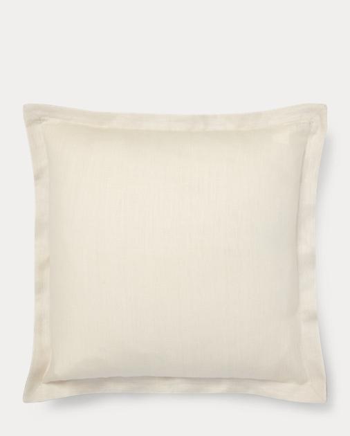 Allaire Linen Throw Pillow