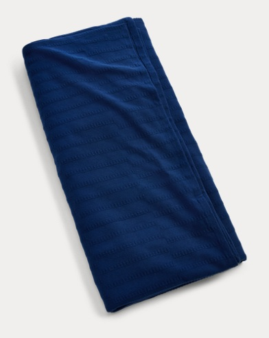 Annalise Cotton Bed Blanket
