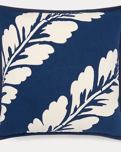 Annalise Botanic Throw Pillow