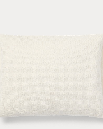 Annalise Textured Throw Pillow